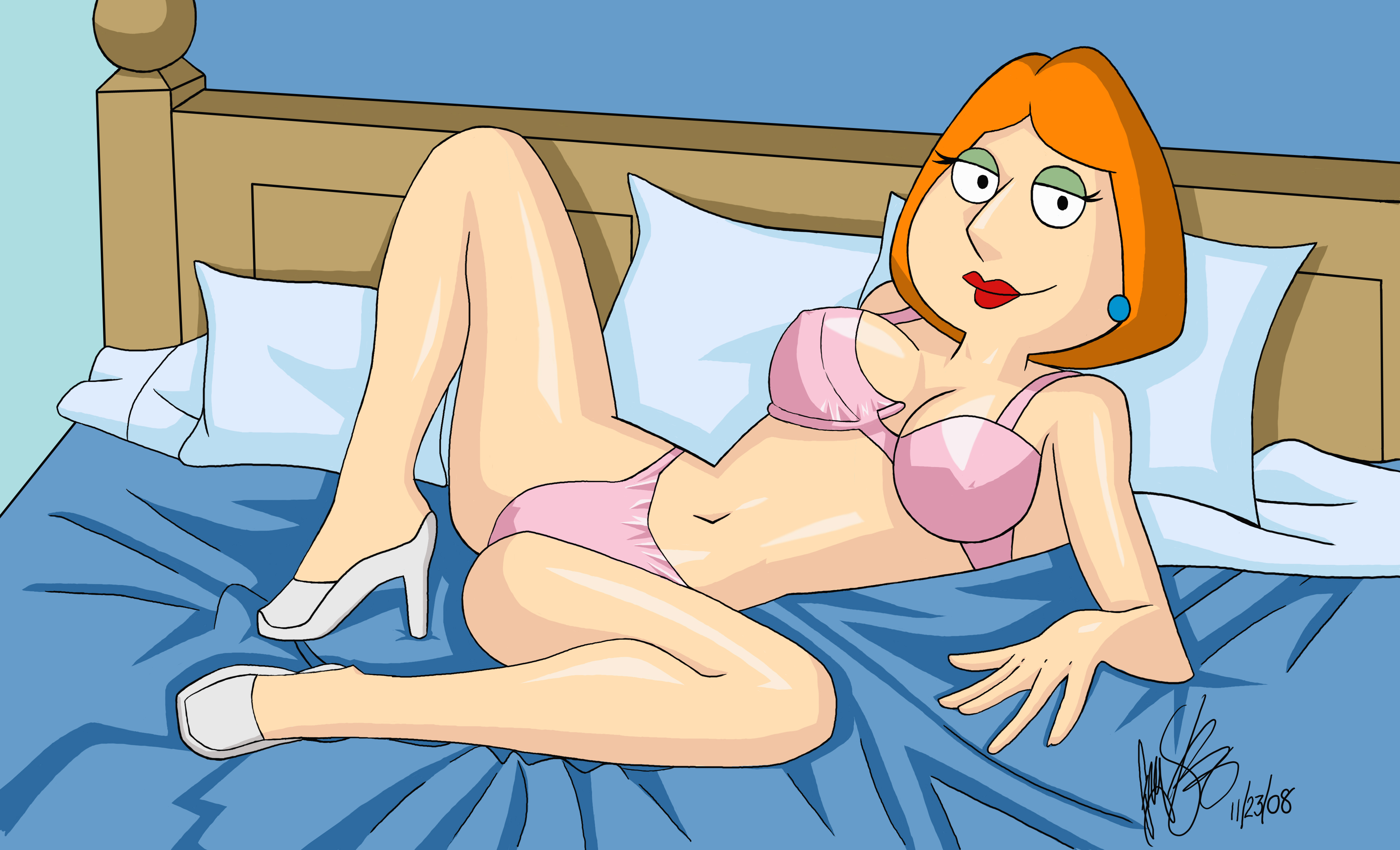 With lois griffin naked sexy excellent idea