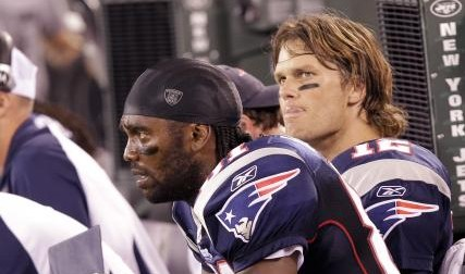 The Randy Moss – Tom Brady Altercation
